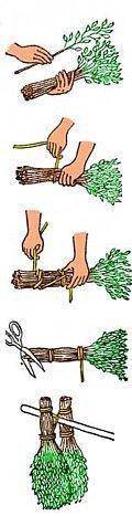 Как вязать веники для бани своими руками 556